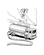 Hot wheels da colorare 116