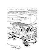 Hot wheels da colorare 118