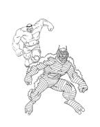 Hulk da colorare 23