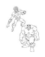 Hulk da colorare 26