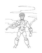 Hulk da colorare 28