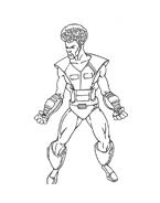 Hulk da colorare 32