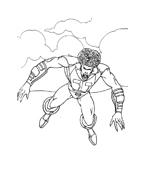 Hulk da colorare 41