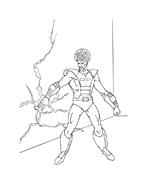 Hulk da colorare 43