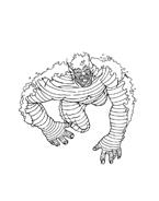 Hulk da colorare 46