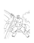 Hulk da colorare 50
