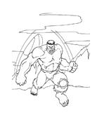 Hulk da colorare 55
