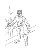 Hulk da colorare 60