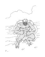 Hulk da colorare 66