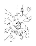 Hulk da colorare 69