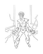 Hulk da colorare 73