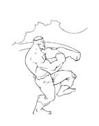 Hulk da colorare 77