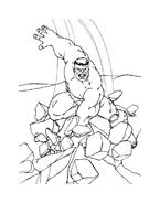 Hulk da colorare 98