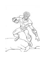 Hulk da colorare 118
