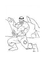 Hulk da colorare 126