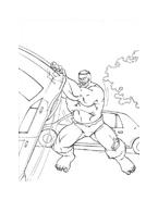 Hulk da colorare 143