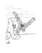 Hulk da colorare 145