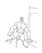 Hulk da colorare 156