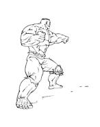 Hulk da colorare 165