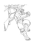 Hulk da colorare 171