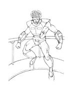 Hulk da colorare 177