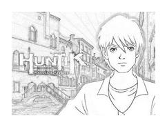 Huntik – Secrets e Seekers da colorare 23