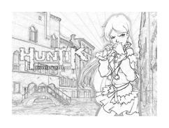 Huntik – Secrets e Seekers da colorare 24