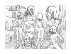 Huntik – Secrets e Seekers da colorare 25