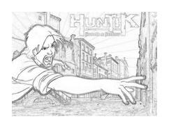 Huntik – Secrets e Seekers da colorare 27