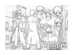 Huntik – Secrets e Seekers da colorare 29