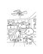 I Rugrats da colorare 2