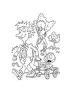 I Rugrats da colorare 23