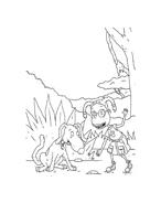I Rugrats da colorare 31