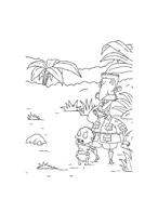 I Rugrats da colorare 36