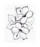 Fiore da colorare 307