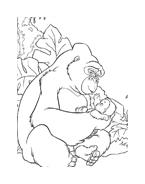 Il libro della giungla da colorare 60