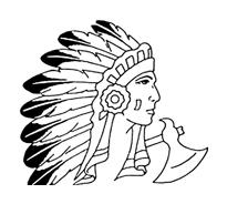 Indiani da colorare 45