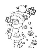 Inverno da colorare 31