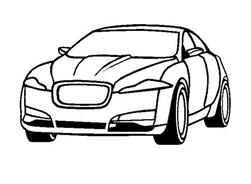 Automobile da colorare 289