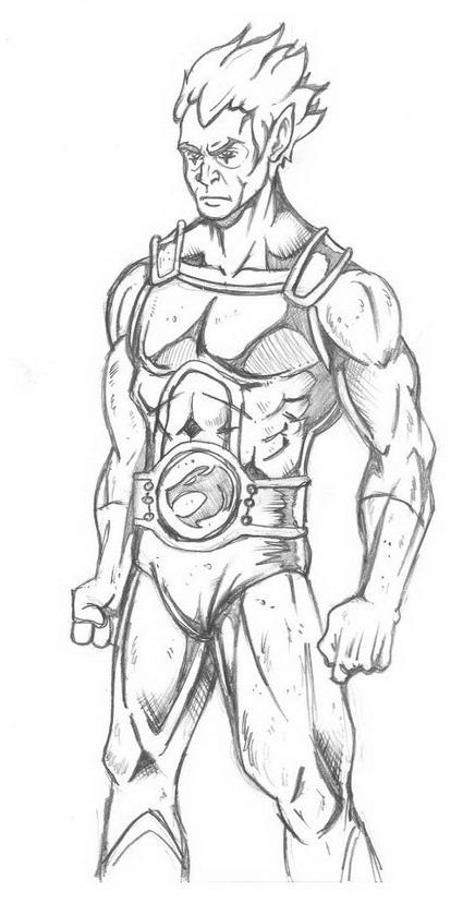 Justice league da colorare 11
