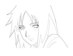 Naruto da colorare 3