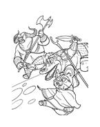 Kung fu panda da colorare 43