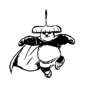 Kung fu panda da colorare 107