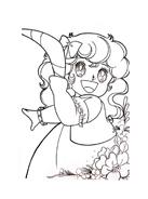 Lady georgie da colorare 6