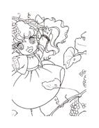 Lady georgie da colorare 14