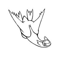 Pokemon 1 da colorare 48