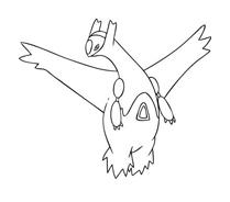 Pokemon 1 da colorare 49