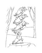 Il libro della giungla da colorare 130