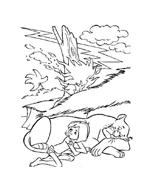 Il libro della giungla da colorare 168