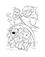 Lilo e stitch da colorare 42